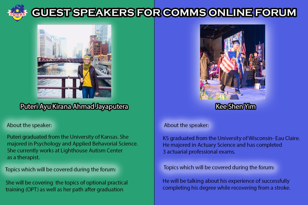 COMMS Online Forum #2